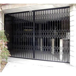 MS Collapsible Gate  sc 1 st  IndiaMART & Collapsible Gates in Pune Maharashtra | Collapsible Door ... pezcame.com