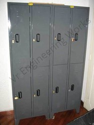 Hostel Safety Lockers