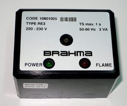 Brahma Flame Relay RE3