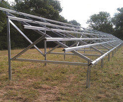 Solar Panel Mounting Structure Solar Panel Structure Latest Price Manufacturers Amp Suppliers