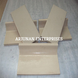 Heavy Duty Acid Proof Corner Tiles