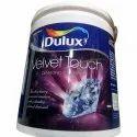High Gloss Dulux Velvet Diamond Glo Touch Paint, Packaging Type: Bucket