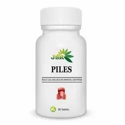 Piles Tablets, Packaging Type: Bottle