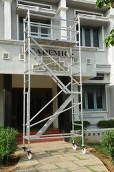 Construction Scaffolding Suppliers Manufacturers