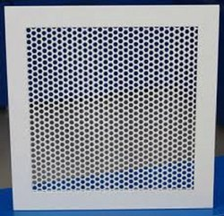 Perforated Grill
