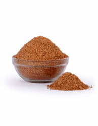 Brown Sugarcane Jagerry Powder