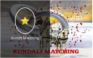Kundli matchmaking