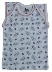 Baby Looney Tunes Cut Sleeves Vest