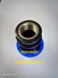 PP Compression FTA brass