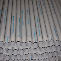 Supreme Sol fit PVC Round Pipe, Length of Pipe: 6m, Size/Diameter: 110 mm
