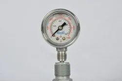 Oil Filled Pressure Gauge