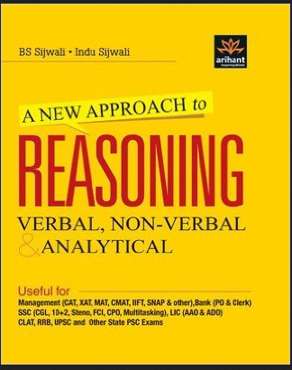 ANALYTICAL REASONING BOOKS EBOOK