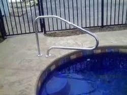 Swimming Pool Steel Handles
