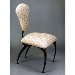 Polished Dining Chair