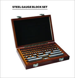 Steel Gauge Block Set