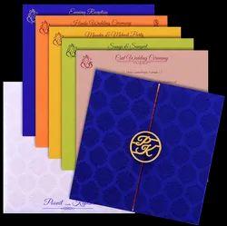 Paper Wedding Invitation Card Printing Services, in Delhi