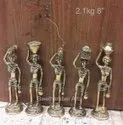Tribal Set Brass Decorative