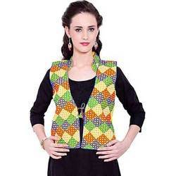 Women Cotton Waistcoat