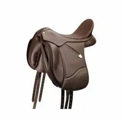 Brown Dressage Saddle