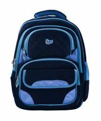 Kids School Bag Backpack - AM 3 Blue