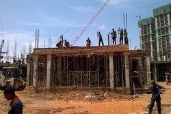 Panel Build Concrete Frame Structures College Buildings Constructions Service