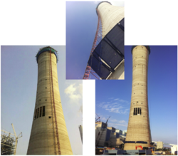 Industrial Chimney Repairs