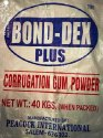 Bond-Dex  Pasting & Corrugation Gum Powder - Adhesive Powder For Corrugated Carton Box,