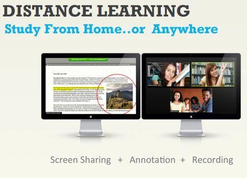 Distance Learning Smart Class Programme