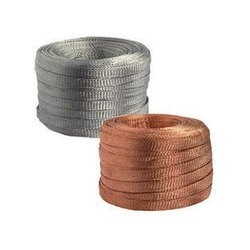 Copper Braided Wire Rope