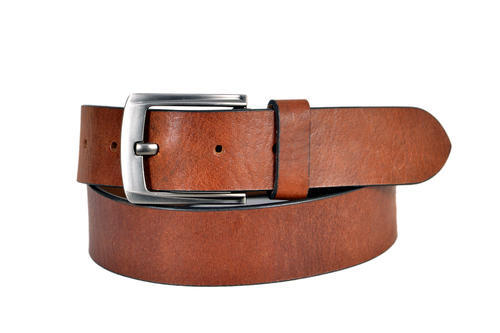 2cc5fbc3448bb Male Appolo Print Genuine Leather Belt