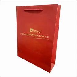Logo Printed Paper Bags