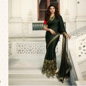 Fancy Meenakari Silk Sari
