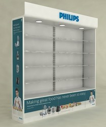 Mdf Retail Store Display Unit