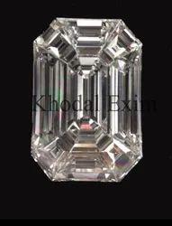 白色翡翠馅饼切钻石,尺寸:10毫米至14毫米