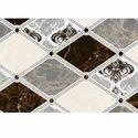 Glossy Travertine Kitchen Tile
