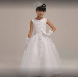 White Girl Princess Dresses
