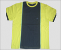 Yellow Men T Shirt