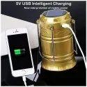 5800 Solar Lantern With USB Charging