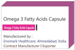 Omega 3 Fatty Acids Capsule