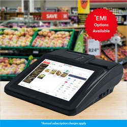 Nukkad Shops Retail Billing Machine