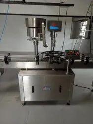 PVC Adhesive Capping Machine