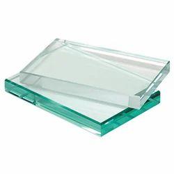 1830*2440mm Transparent Toughened Glass, Shape: Flat