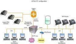 Tata Telephone PRI Lines (Priamry Rate Interface), Wireless LAN, Internet Leased Line