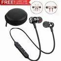 Wireless Bluetooth Magnetic Earphone