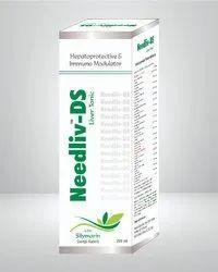 Herbal Hepatoprotective & Immuno Modulator
