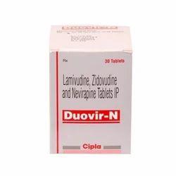 Lamivudine Zidovudine Tablets