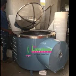 Batch Fryer 60ltr (LPG /Fuel) (SS Ms)