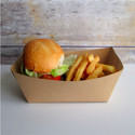 Eco Friendly Paper Food Tray