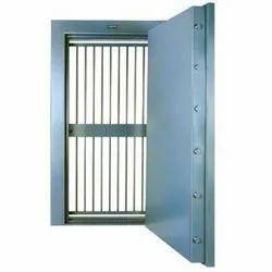 Hinged Security Door MS Strongroom Doors
