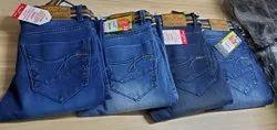 Casual Wear BASIC TINTED FADE Denimic Mens Denims, Waist Size: 30-36
